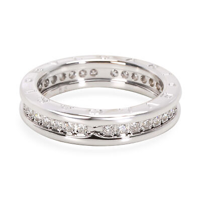 AU4632.43 • Buy Bvlgari B. Zero Diamond Ring In 18K White Gold (1 CTW)