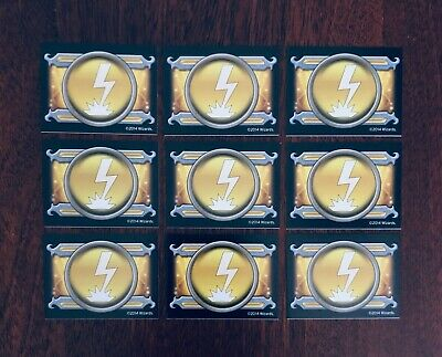 AU3.81 • Buy D&D, Dungeon! (Lightning Bolt Spell Cards)(9 Count)Extra/Replacement Game Pieces