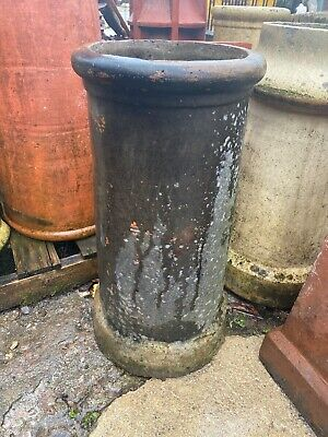 Large Weathered Clay Used Chimney Pot • 50£