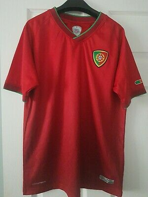 Men's Portugal Football Top - Small  • 9£