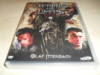 £12.22 • Buy Beyond The Limits - Unrated Version / Olaf Ittenbach Splatter DVD