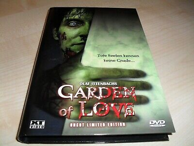 £45 • Buy Garden Of Love - Olaf Ittenbach Extreme Gore / Large Hardbox Limited 0109/1000