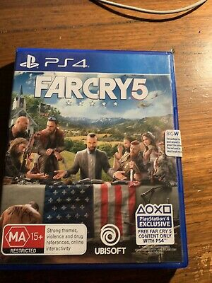AU30 • Buy Far Cry 5 PS/4 GAME.