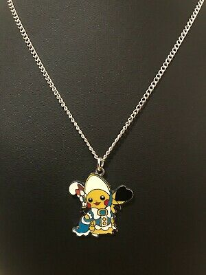 Nintendo Pokemon Cosplay Pikachu Belle Inspired Necklace • 4.99£