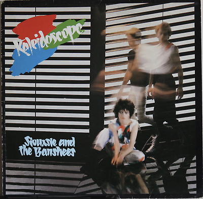 Siouxsie And The Banshees – Kaleidoscope - Used Vinyl LP • 19.99£