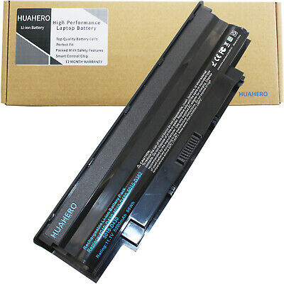 $20.79 • Buy HUAHERO Battery J1KND For Dell Inspiron N5110 N5010 N4110 N4010 N7010 04YRJH