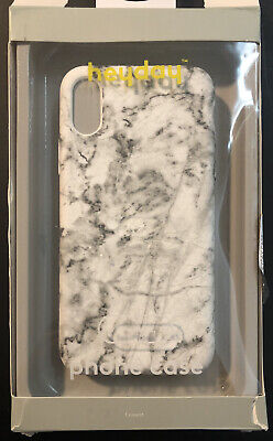 AU9.50 • Buy Heyday Apple IPhone X XS Case White Marble