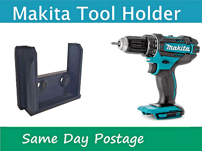 AU5.99 • Buy Makita 18v Tool Holder / Mount Bracket Organisation Battery