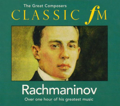 Rachmaninov - The Great Composers (1999) CD • 3.18£