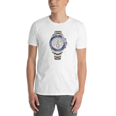 $ CDN22.05 • Buy Rolex YachtMaster SUPREME T-Shirt   Various Colors