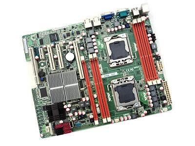 $ CDN119.76 • Buy Original ASUS Z8NA-D6C Dual Socket LGA 1366 DDR3 Intel 5500 Motherboard VGA ATX
