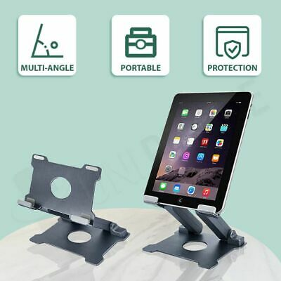 AU39.99 • Buy Universal Aluminum Laptop Stand Tablet Holder Dock Foldable For PC Macbook ECT