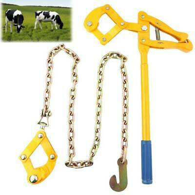 £22.99 • Buy 1.2m Chain Fencing Tensioner Puller Fence Tool Plain Barbed Wire Strainer Repair