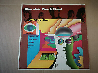 Chocolate Watchband   No Way Out   Orig US Stereo 1967 Ex/Ex • 497.54£