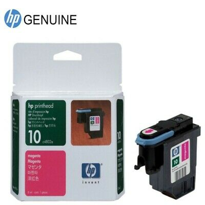 $14.35 • Buy Genuine HP 10 C4802A Injet Print Cartridge Magenta 2000C 2500C Color Printers