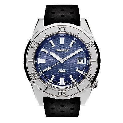 $ CDN1503.99 • Buy Squale 1521ODG.NT 500 Meter Swiss Automatic Dive Wristwatch Rubber