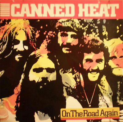 Canned Heat - On The Road Again - CD • 5.99£