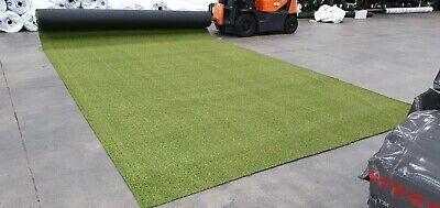 £42 • Buy Cheap Artificial Fake Grass Clearance Roll End Remnant 20mm Off Cuts Astro Turf.