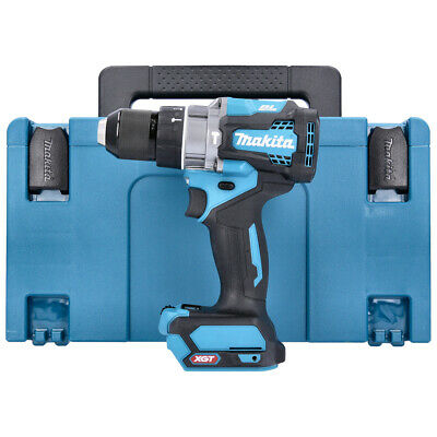Makita HP001GZ 40V Max XGT Cordless Brushless Combi Drill Body With Case • 174.90£