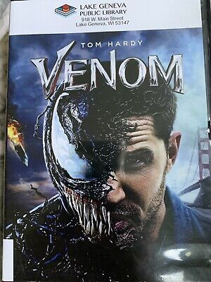 $8.99 • Buy Venom By Sony Pictures Home Entertainment (DVD, 2018)