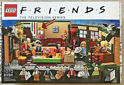 $82 • Buy LEGO Ideas (21319) Friends - The Television Series - Central Perk 1070 Pcs