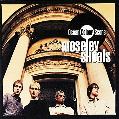 Moseley Shoals - Ocean Colour Scene (CD) (1996) • 1.79£