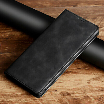 $ CDN9.32 • Buy For Samsung Galaxy Note 10 / 10 Plus 9 8 Magnetic Leather Flip Wallet Case Cover
