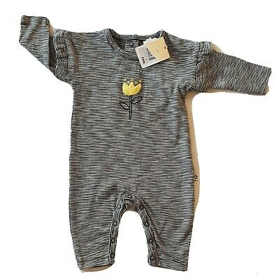 AU29.95 • Buy Marquis Baby Girl Boy Romper NEW Size 000 0-3 Month GROWSUIT Sleepsuit RR$44.95
