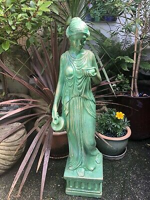 Large Garden Statue Classic Greek Goddess Of Youth • 129.99£