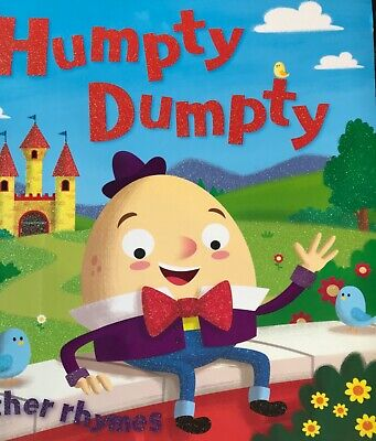 £2.99 • Buy Humpty Dumpty And Other Rhymes, By Brown Watson