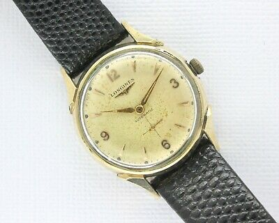 $ CDN262.90 • Buy Vintage Longines 10K Gold-Filled Automatic Watch Circa 1960s