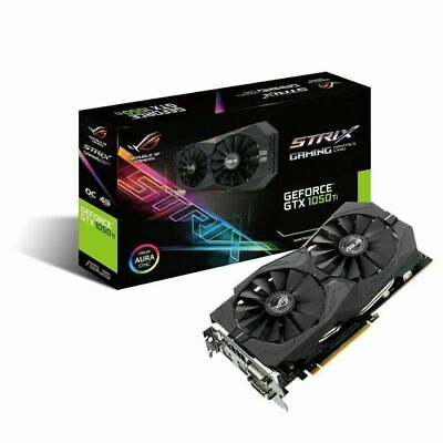 $ CDN136.20 • Buy ASUS NVIDIA GeForce GTX 1050 TI STRIX OC Gaming 4gb Gddr5