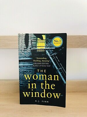 AU16 • Buy The Woman In The Window By Finn A. J. (Paperback, 2018) FREE POST