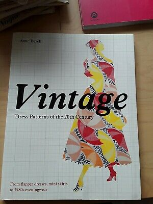 Vintage Patterns Of 20th Century Book • 10£