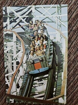 $8 • Buy Kennywood Amusement Park Postcard Brochure Map Guide Booklet