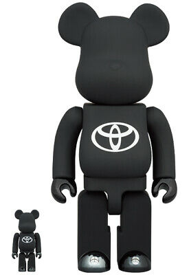 $240 • Buy BE@RBRICK Toyota Drive Your Teenage Dreams 100%&400% Bearbrick Medicom Limited