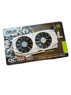 $ CDN190.16 • Buy ASUS DUAL GeForce GTX 1060 3GB GDDR5 OC Edition (Nvidia GPU)