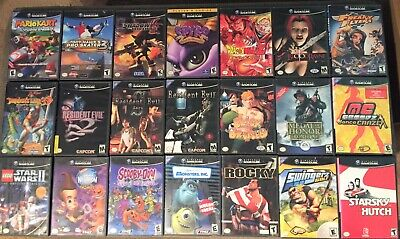 $70 • Buy GAMECUBE GAMES!! Pick & Choose Video Games!!! **MINT*FAST SHIP*TESTED* # 4
