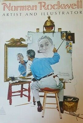 $ CDN196.36 • Buy Norman Rockwell Artist And Illustrator Book 1970 First Edition By T. B. Abrams