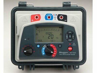 $5858 • Buy Megger MIT1025 Insulation Resistance Testers