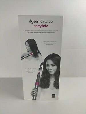 $450 • Buy Dyson Airwrap Complete Styler For Multiple Hair Types - Black/Purple