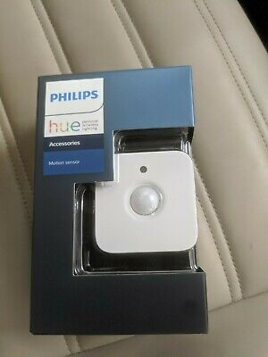 AU45 • Buy Philips Hue Smart Wireless Motion Sensor, Exclusive For Philips Hue Lights NEW