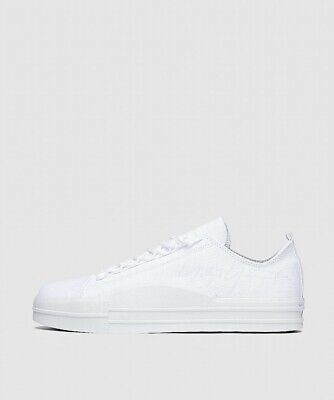 Mens Y3 Yuben Low Off White Trainers (sf2) Rrp £219 • 99.99£