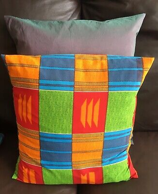 African Print Envelop Style Cushion Cover  • 6.50£