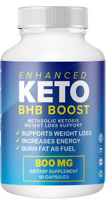 $27.57 • Buy Advanced Keto Pure BHB Boost Weight Loss Diet Pills Enhanced USA