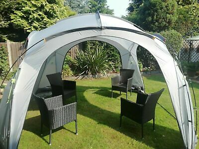 New Eurohike Dome Event Shelter Gazebo (3.5m) Inc 4 Sides RRP £280 • 199.99£