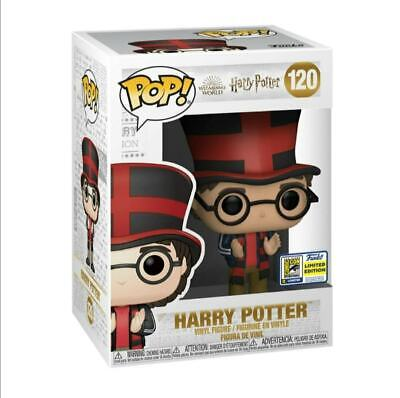 Harry at Quidditch World Cup Funko Pop Harry Potter **SDCC 2020 PRE-ORDER**