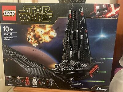 AU179.99 • Buy LEGO Star Wars: Kylo Ren's Shuttle 75256 - New Sealed In Box