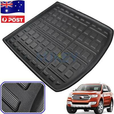 AU37.99 • Buy For Ford Everest 2015-2021 Boot Cargo Liner Trunk Mat TPR - Thermal Plastic Foam