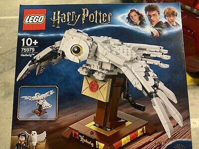 AU79 • Buy NEW LEGO HARRY POTTER HEDWIG SET 75979 Brand New Sealed In Box